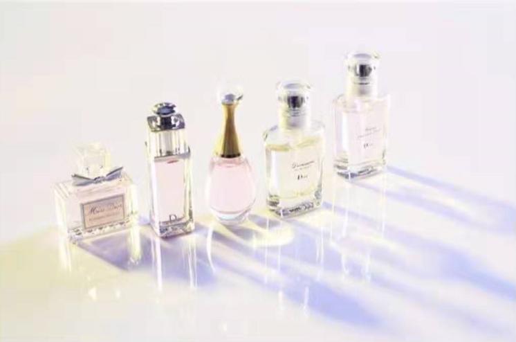Dior甜心小样持久弥香女士清淡香水(套装)