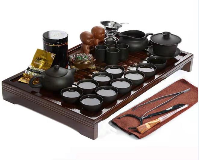 送礼必备品高档茶具商务礼品