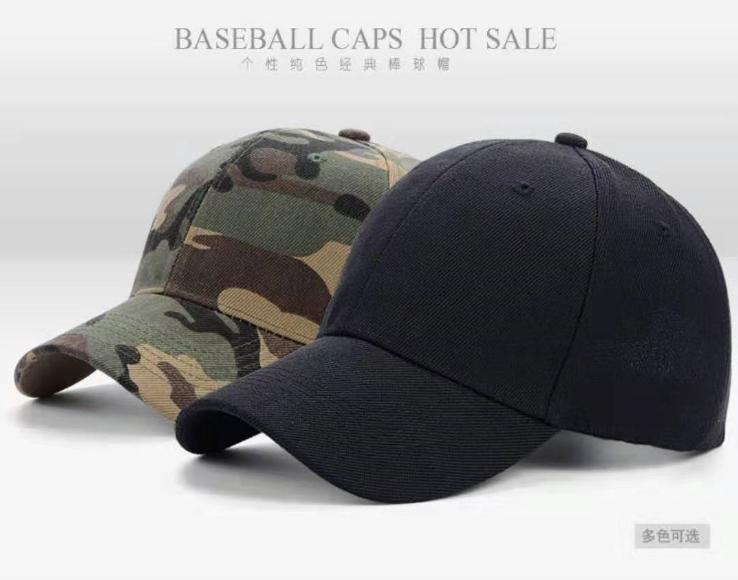 韩版潮帽子防晒棒球帽遮阳鸭舌帽女